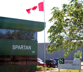 Spartan Supplies - Proudly Canadian